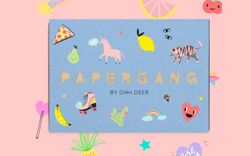 Papergang by Ohh Deer
