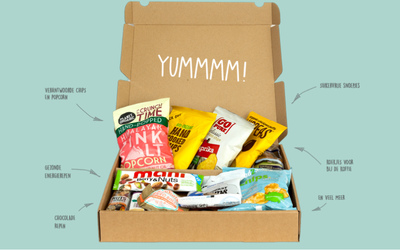 Healthy Snackbox