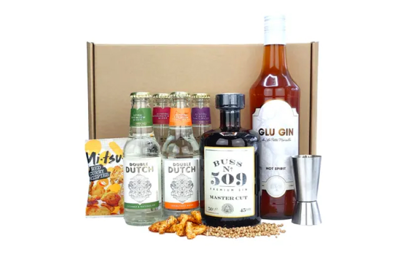 Ginsonline Discover Box
